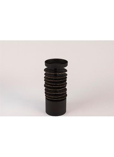 Mikasa Moor Siyah Mumluk 26Cm Renkli